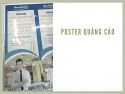 Lưu ý khi thiết kế và in ấn poster quảng cáo