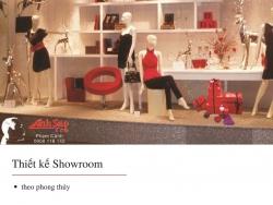 Để showroom thiết kế hợp phong thủy, cần lưu ý những gì?