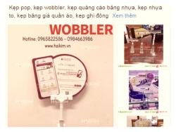 Wobbler quảng cáo có bao nhiêu loại?