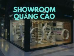 Các bước thiết kế showroom quảng cáo