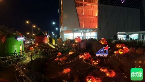 Đèn Led trang trí hoạt cảnh Halloween