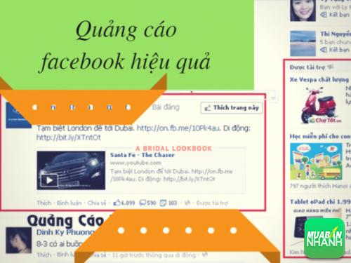 Quảng cáo facebook hiệu quả góp phần lớn trong việc nâng cao doanh thu cho công ty, cửa hàng, doanh nghiệp,... của bạn mỗi ngày