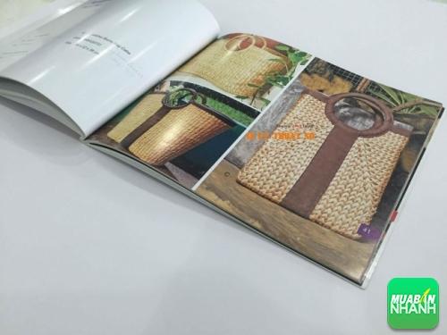 Catalogue được đóng thành cuốn đẹp, ấn tượng