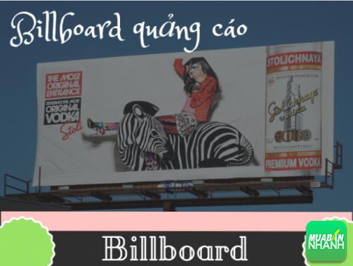 Billboard - Lựa chọn quảng cáo hiệu quả nhất ngoài trời cho bạn!